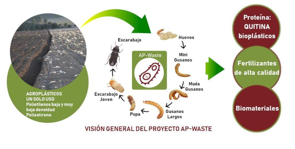 Visión general del proyecto AP-WASTE